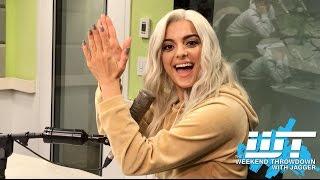 Bebe Rexha Talks I Got You and Snapchat Photos