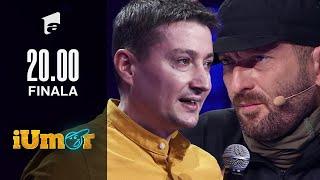 Finala iUmor 2020 | Cristian Manolescu, show la superlativ!