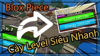 ROBLOX-Fast Level up | Blox Piece