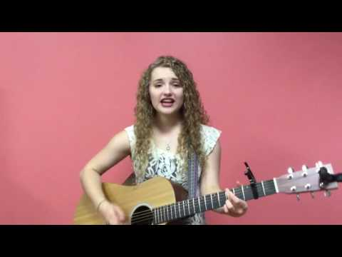 Taylor Swift - Mean (Cover By Elly Cooke)