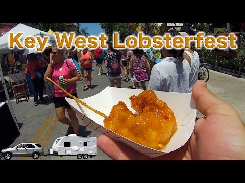 Key West Lobsterfest 2015: A weekend eating and drinking and enjoying the sights.