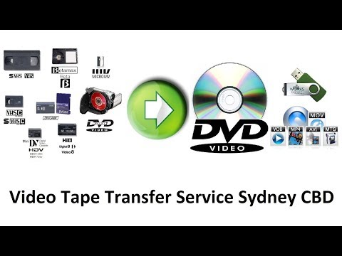 VHS to DVD $12 Per Tape Deal - Convert Video Tapes Digital