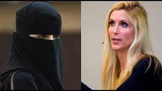 Feminist MUSLIM INSULT Ann Coulter, Get OWNED With Ease