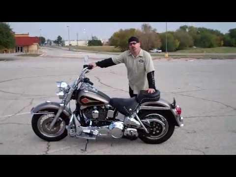 Softail Heritage Harley Davidson