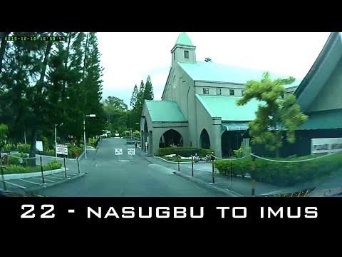 Road Trip #22 - Nasugbu (Batangas) to Imus (Cavite) via Aguinaldo   Highway