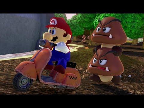 Super Mario Odyssey - All Mushroom Kingdom Power Moons