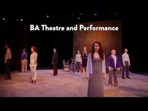 BA in Theatre and Performance at OKCU