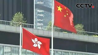 [中国新闻] 多国人士:中国推动涉港国安立法正当合法 | CCTV中文国际