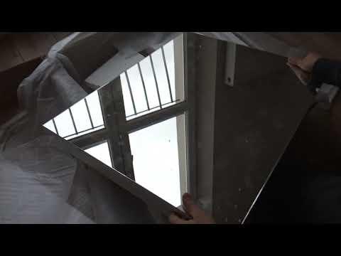 Дзеркало AQUA RODOS з підсвіткою Квадро 60 см