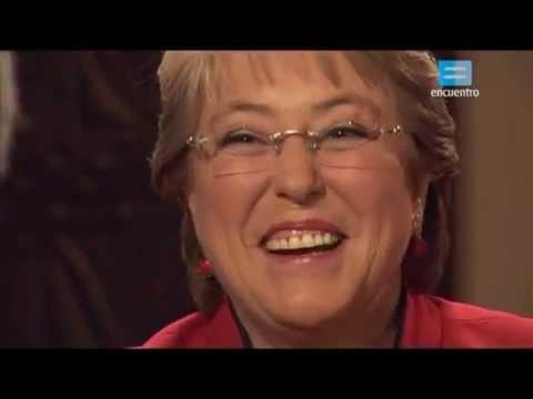 [5] Michelle Bachelet. PRESIDENTES DE LATINOAMÉRICA con Daniel Filmus