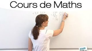 Maths faciles : Comment faire une division à virgules ?