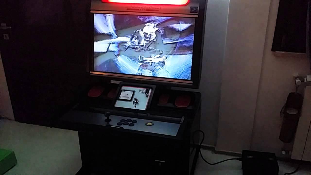 namco noir arcade candy cabinet youtube