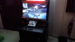 Namco Noir Arcade Candy Cabinet