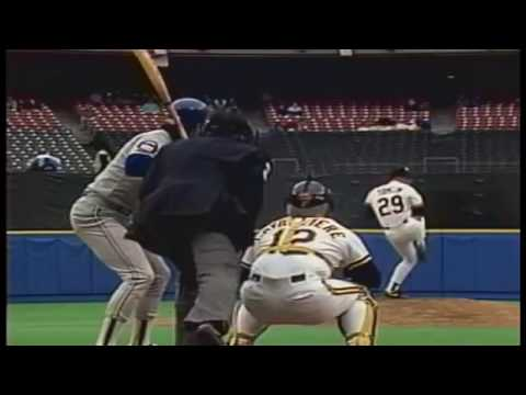 Chicago Cubs at Pittsburgh Pirates 04 21 1991