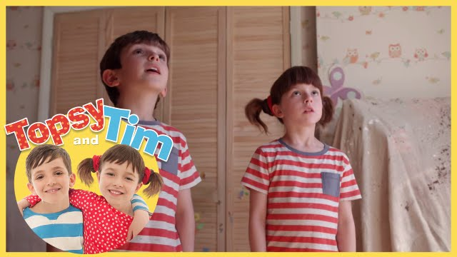 topsy and tim strange beds series 1 episode 2 youtube. Black Bedroom Furniture Sets. Home Design Ideas
