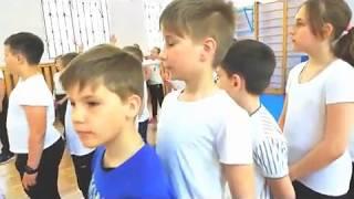 Урок физкультуры в 3 классе по ФГОС.  Тема: