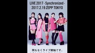 2017年5月、ツアーの開催が決定! 5月3日(水・祝)舞浜アンフィシアタ...