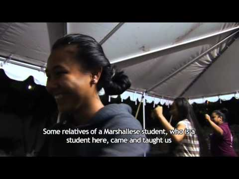 Chaminade University Life - Micronesian Students and Community