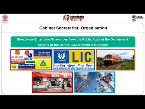 Central Administration Cabinet and Council of Ministers