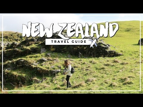 New Zealand Travel Guide (Part 2) // Classified Guides