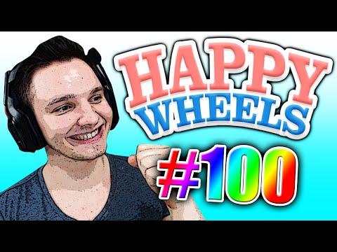 XXL ÜBER EINE STUNDE SPEZIAL!! | Happy Wheels #100
