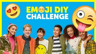 The Emoji DIY Challenge with The KIDZ BOP Kids