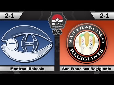 """SAVAGE PT. 2"" NPL S8W4 Montreal Habsols vs San Francisco Regigiants"