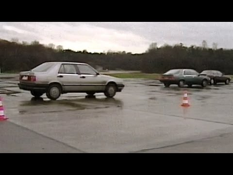Fiat Croma, Renault 25, Toyota Camry, Turbodiesel Comparison Test (1988)