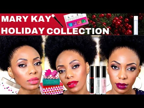 New Mary Kay Holiday 2019 Collection | Ultra Stay Lip Lacquer Kits #marykay #ultrastayliplacquer