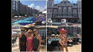 VLOG: Турция 2017, HOTEL ORANGE COUNTY RESORT 5*, Weekend