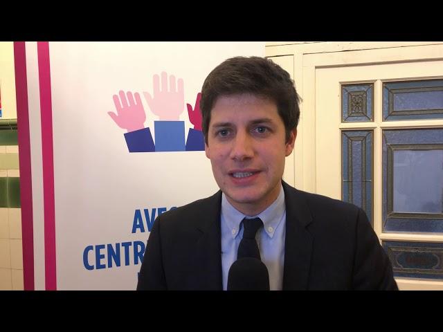 Interview de Julien Denormandie, ministre de la ville et du logement
