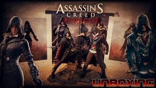 Assassin's Creed Syndicate Jacob & Evie Frye Figurines: The Wise & Wild Twins Diorama Unboxing