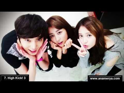 Top 7 Drama korea terbaru Lee jong suk
