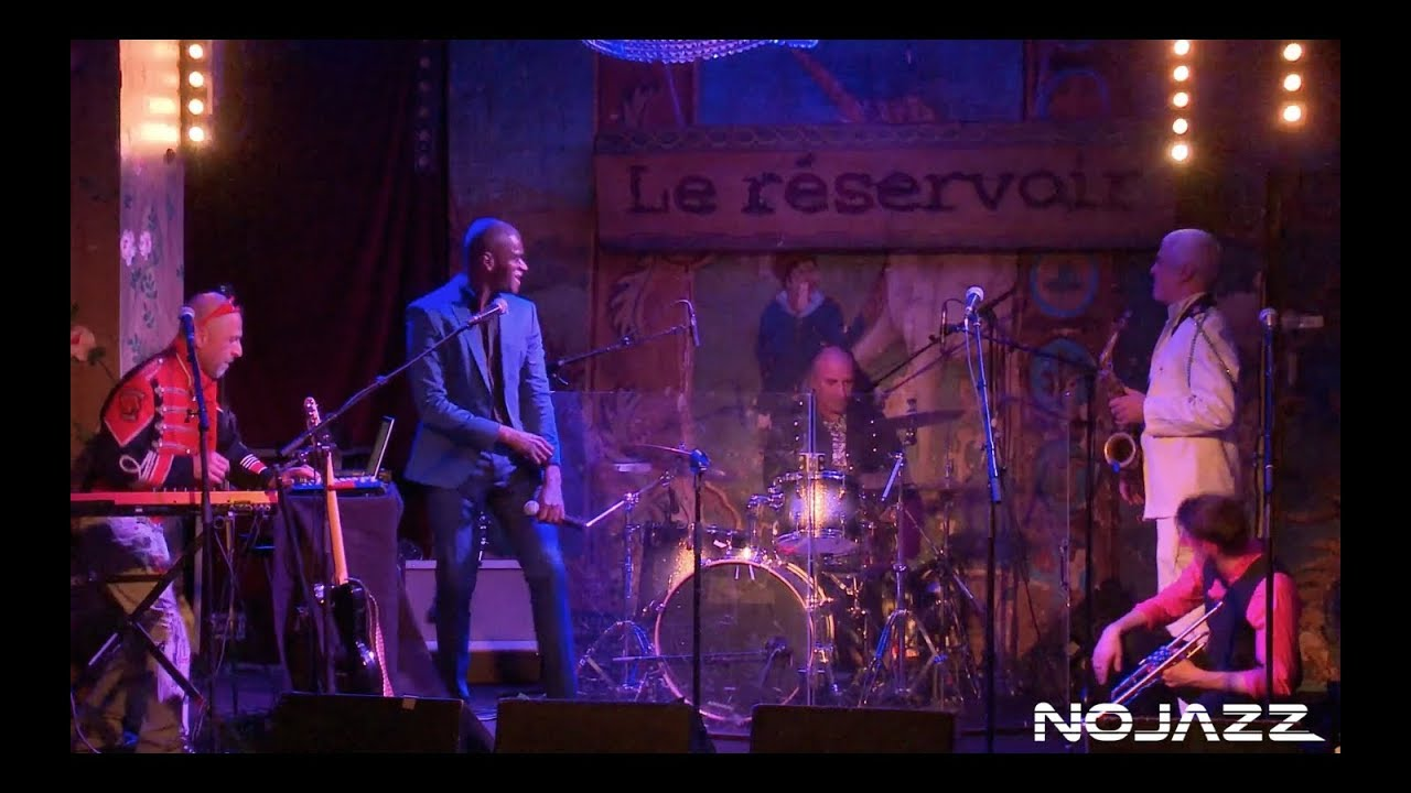 NOJAZZ | LIVE AU RESERVOIR  (PARIS) 9 NOV 2017