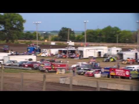 Hobby Stock Heat 2 @ Buena Vista Raceway 08/09/17