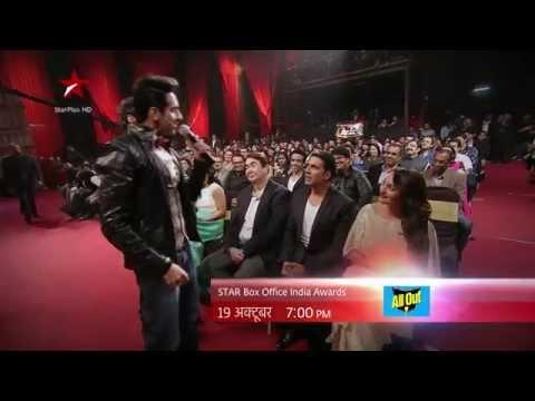 Catch Akshay Kumar at the Star Box Office India Awards!
