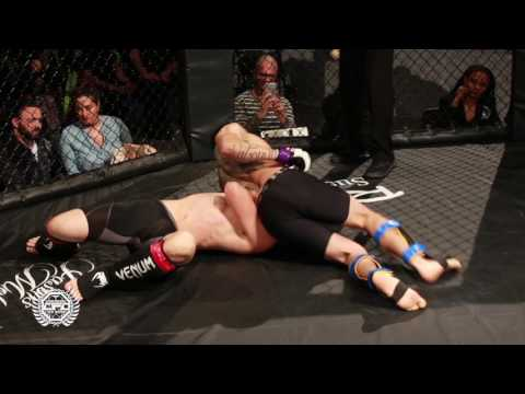 """Cagebound FC 2: """"Unsettled Business"""" Anthony Gonzales vs Cesar Moreno"""