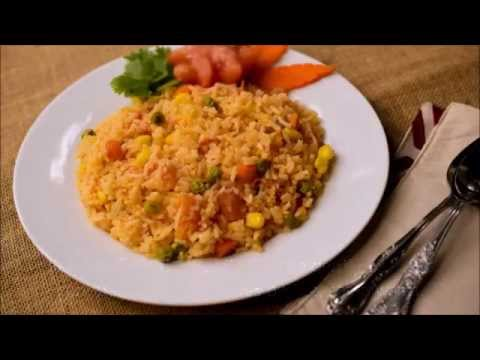 Mexican Rice With Corn And Peas Recipe