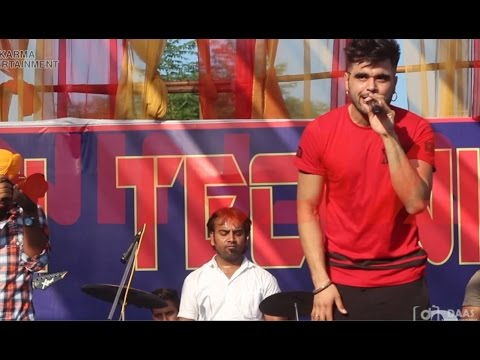 NINJA Live || Tawi College Pathankot|| KARMA Entertainment || Nov 2015