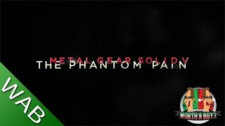 Metal Gear Solid V Phantom Pain Review - Worth a Buy?