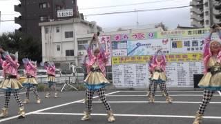 バービーズ@2015 坂戸・夏よさこいフェスティバル