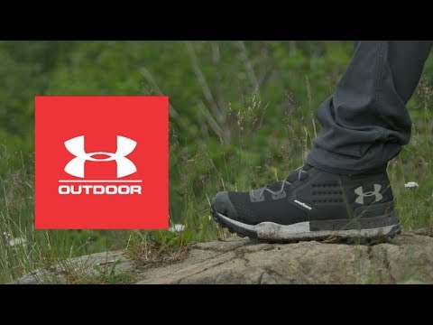 promo code 31664 ca15c Under Armour Newell Ridge Mid Boots & Sunglasses Review - By: John Stocki