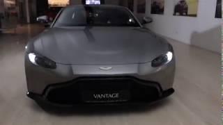 Aston Martin Vantage #1