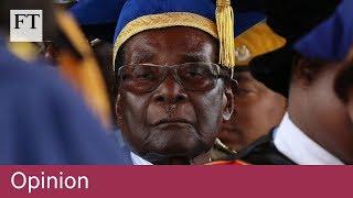 Inside the mind of Robert Mugabe