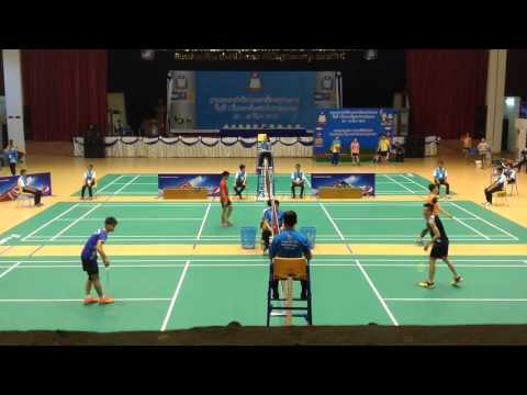 University 's Sports | Badminton Match 09/03/2016| National University of laos