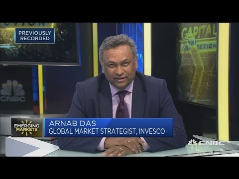 Emerging markets will experience adjustment led by currencies: Strategist | Capital Connection