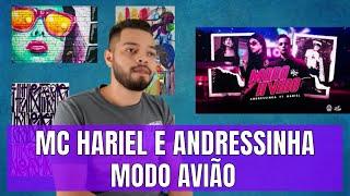 Mc Hariel E Andressinha Modo Avi o REACT ANLISE.mp3