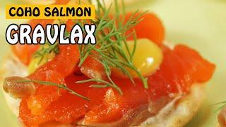 Fish Recipe: Gravlax