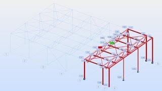 видео Металлические конструкции. Том 2. Конструкции зданий