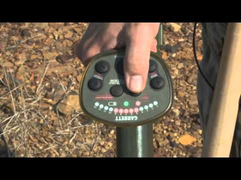 Preview of the Garrett ATX Metal detector - New Pulse Induction Detector